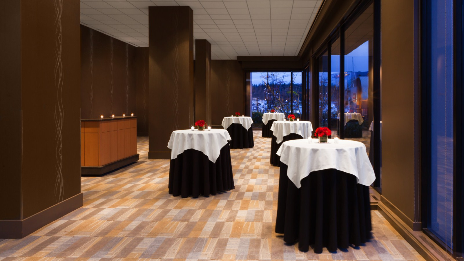 Vancouver Wedding Venues - Marine Room