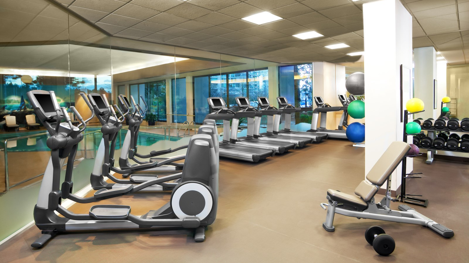 WestinWORKOUT® Fitness Studio - Fitness Centre
