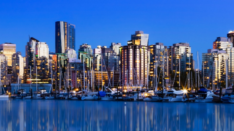 New Year's Eve Fireworks Offer at The Westin Bayshore, Vancouver Resort