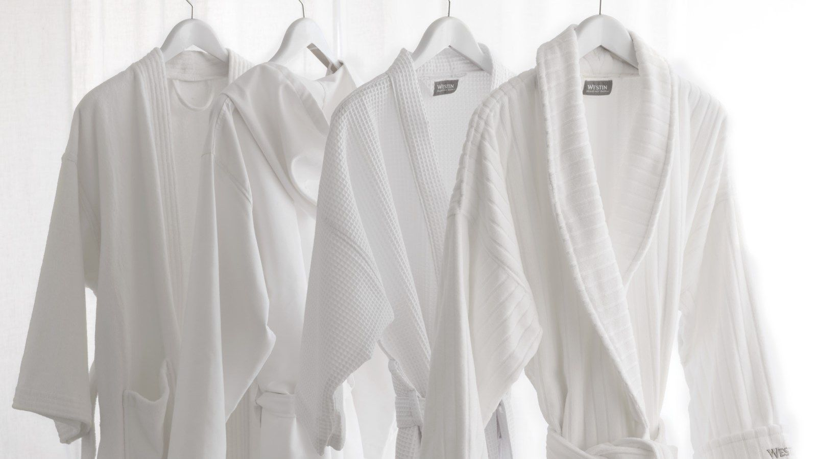 elopement package - westin robes