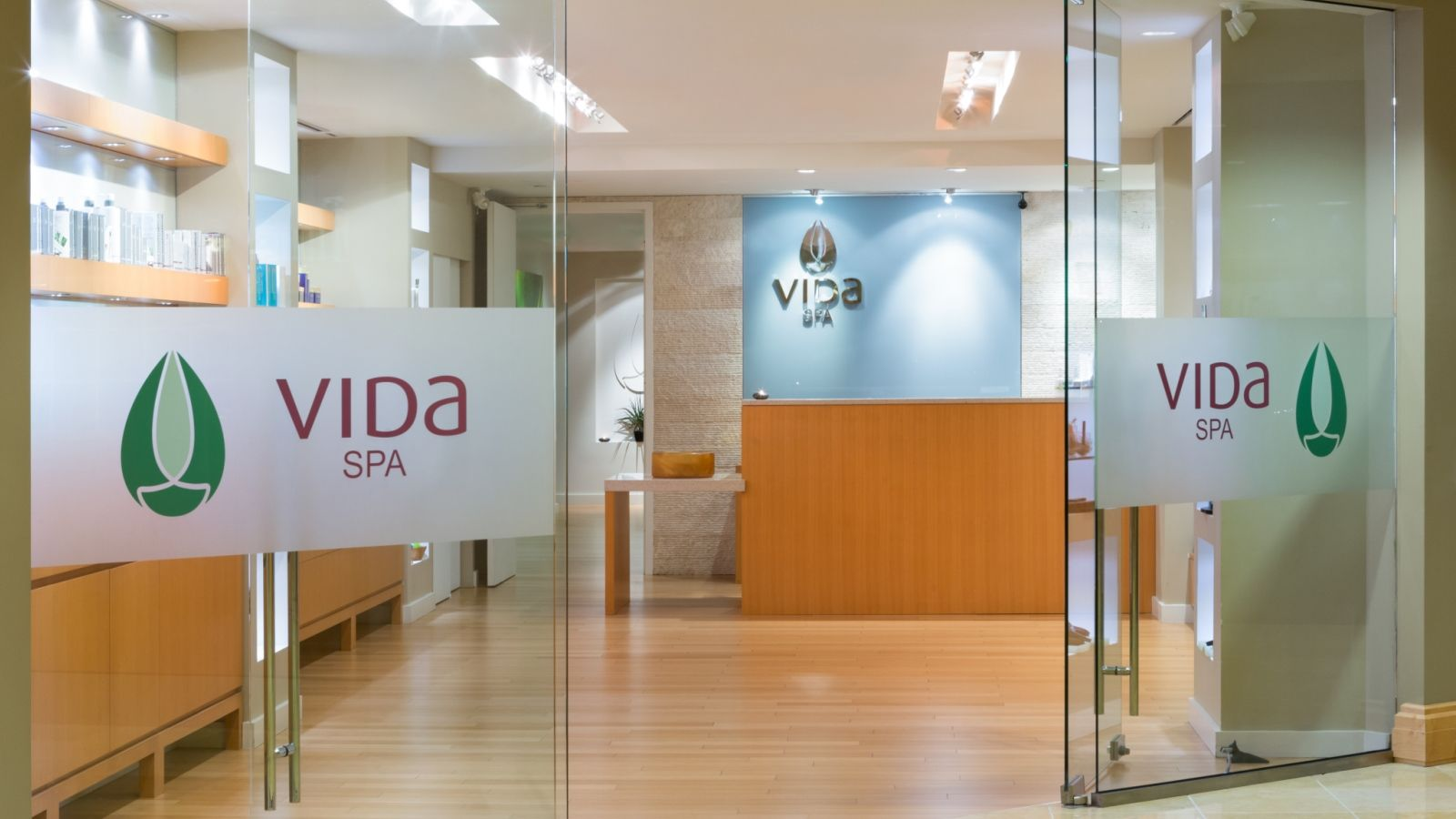 Vida Spa at The Westin Bayshore Vancouver Hotel
